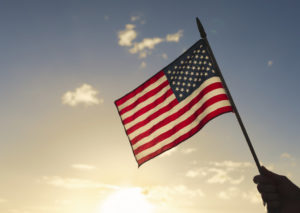 Land of the free, home of the brave. It takes an incredibly brave person to run for the highest office in the land. We have a choice of someone who cares deeply about making our society better - or someone who simply wants to be glorified to feed his ego. I hope Americans make the right choice today.