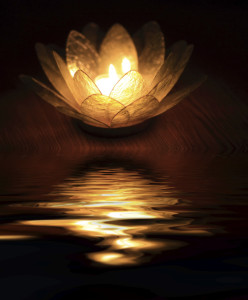 Your goodness, or your inner evil, reflects back to you. What you dish out to others comes back to you in equal measure. The law of karma.
