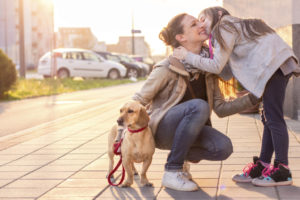 """My children do say """"I love you"""" when they leave the car. Just not loud enough for anyone but me to hear."""