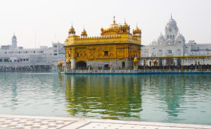 I loved visiting the Golden Temple in Amritsar, India this past winter. The peace-promoting Sikhs welcomed me without question.