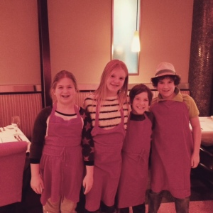 my four chefs
