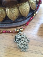 Hamsa, the hand of God