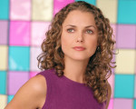 Keri Russell was one of the celebrities Tiffany Elie put on her Pinterest board for ideas for my makeup