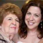 Gigi & Me at my wedding 2 1/2 years ago
