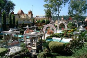 Parmarth Niketan Ashram in Rishikesh, where the International Yoga Festival takes place every year March 1-7