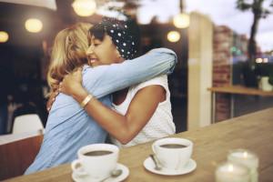 Do you dare to get close enough to truly let go?