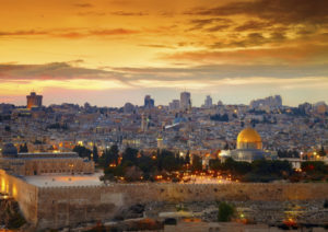 In Jerusalem, the beautiful view includes the iconic Jewish Western Wall and the golden Muslim Dome of the Rock. We live side by side in the holiest city and continue to hate one another. Why?
