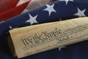 """Our Constitution begins with """"We the People..."""" What happened to that in our political landscape?"""