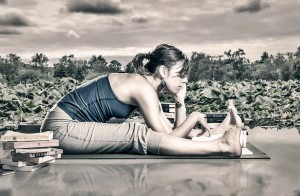 Yoga + Writing, the perfect combination for retreat (July 18-20, 2014)