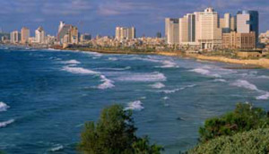 I haven't been to Tel Aviv in so long. I can't wait to return.