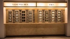 NYC Automat, circa 1980
