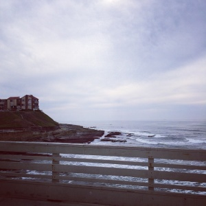Pacific Ocean, from Ocean Beach pier
